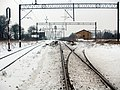 Dygowo - linia kolejowa nr 404, kierunek Kołobrzeg.JPG
