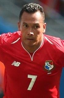 Blas Pérez Panamanian footballer