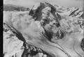 ETH-BIB-Monte Rosa, Grenzgletscher, Lyskamm, Gornergrat, Gornergletscher v. N. aus 5000 m-Inlandflüge-LBS MH01-001047.tif