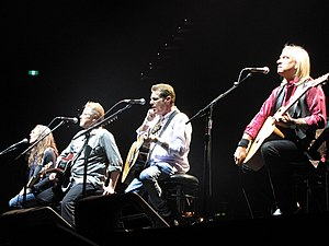 Long Road Out of Eden Tour - Eagles in concert, Australia, December 2010