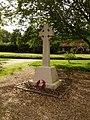 East Grafton - War Memorial - geograph.org.uk - 1448450.jpg