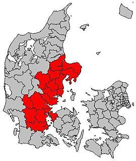 East Jutland metropolitan area Place