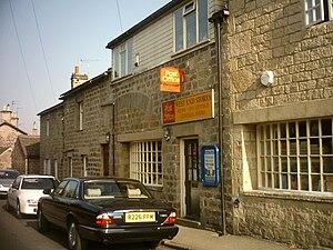 East Keswick - Image: East Keswick Post Office