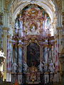 Ebrach, Kloster Ebrach, Altar of the Assumption 001.JPG