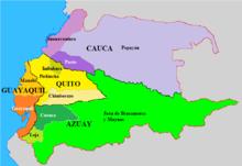 Ecuador Wikipedia - Where is ecuador located