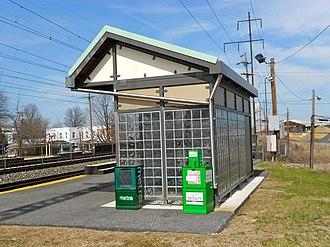 Eddystone, Pennsylvania - Eddystone SEPTA station