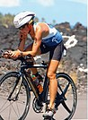 Edith Niederfriniger Hawaii2007 bike.JPG