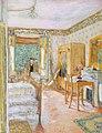 Edouard Vuillard, 1920c - Sunlit Interior.jpg