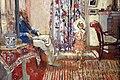 Edouard vuillard, il pittore ker-xavier roussel e sua figlia, 1903, 02.jpg