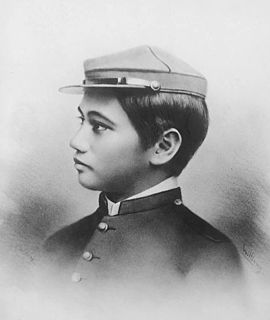 prince of the Kingdom of Hawaii who died in childhood