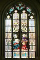 Eferding Pfarrkirche - Fenster 3 Heilige Familie.jpg