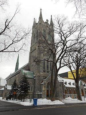 Saint-Dominique Church (Quebec City) - Image: Eglise Saint Dominique, Quebec 02