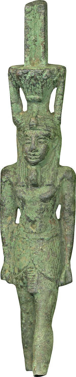 Nefertem - Image: Egyptian Nefertem Walters 541972