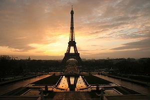Paris syndrome - The Eiffel Tower, Paris