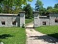 Eingang Fort Friedrichsau.JPG