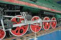 Eisenbahn- und Technik-Museum Rügen in Prora (18) - Russische Schlepptender-Dampflok P 36 - 0123 (13579940863).jpg