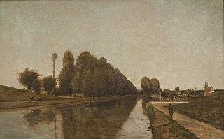 El Canal de Briare (Loire)