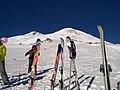 Elbrus summits - panoramio.jpg