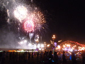 Electric Daisy Carnival 2011 - Fireworks.jpg