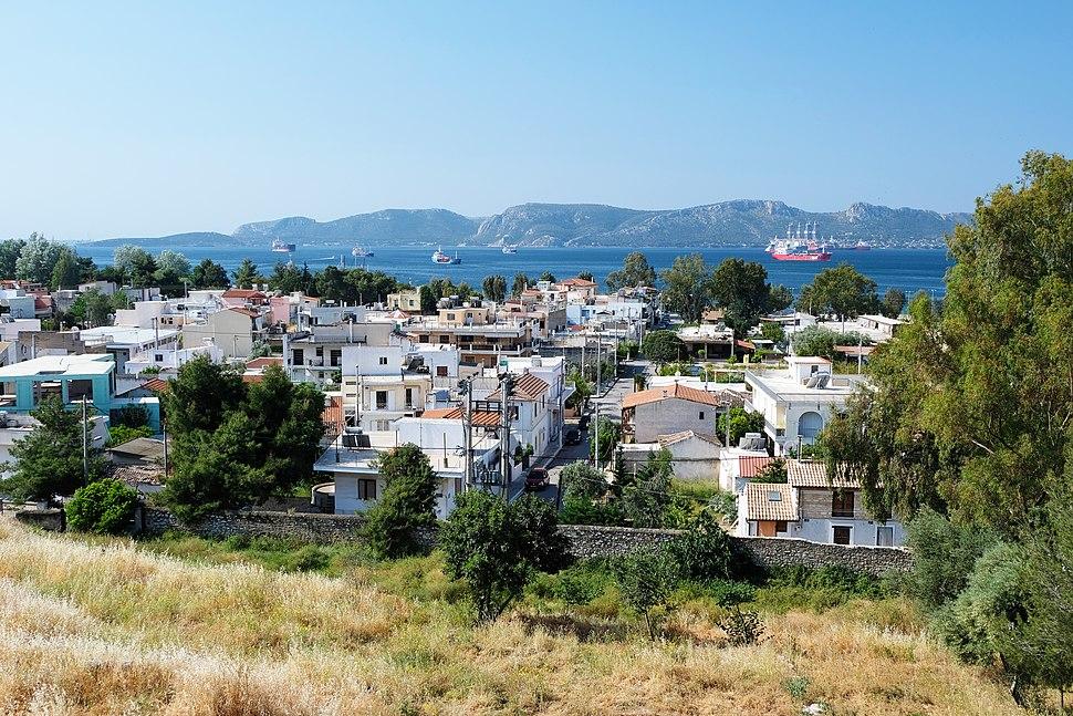Elefsina from Eleusis