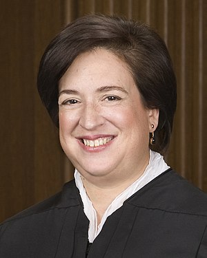 Elena Kagan, Associate Justice of the Supreme ...