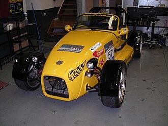Elfin MS8 Clubman - Image: Elfin Clubman Racer