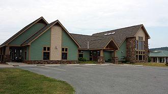 Elkins, Arkansas - Elkins Public Library