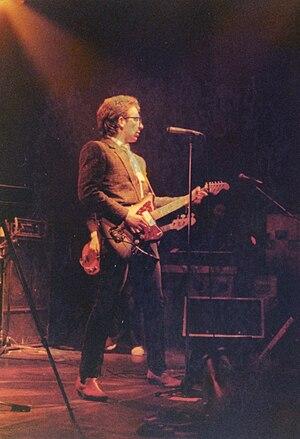 Elvis Costello, Cardiff 1979