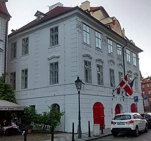 Czech Republic–Denmark relations - Embassy of Denmark in Prague