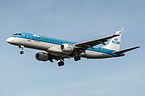Embraer ERJ-190STD (ERJ-190-100) KLM Cityhopper PH-EZM AMS-LHR.jpg