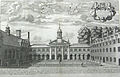 Emmanuel College Chapel, Cambridge by Loggan 1690 - sanders 6176.jpg