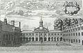 Emmanuel College Chapel, Cambridge by Loggan 1690 - sanders 6176.jpg
