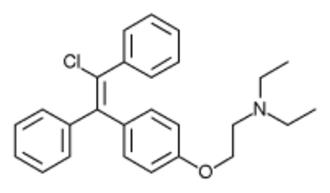 Clomifene - Enclomifene
