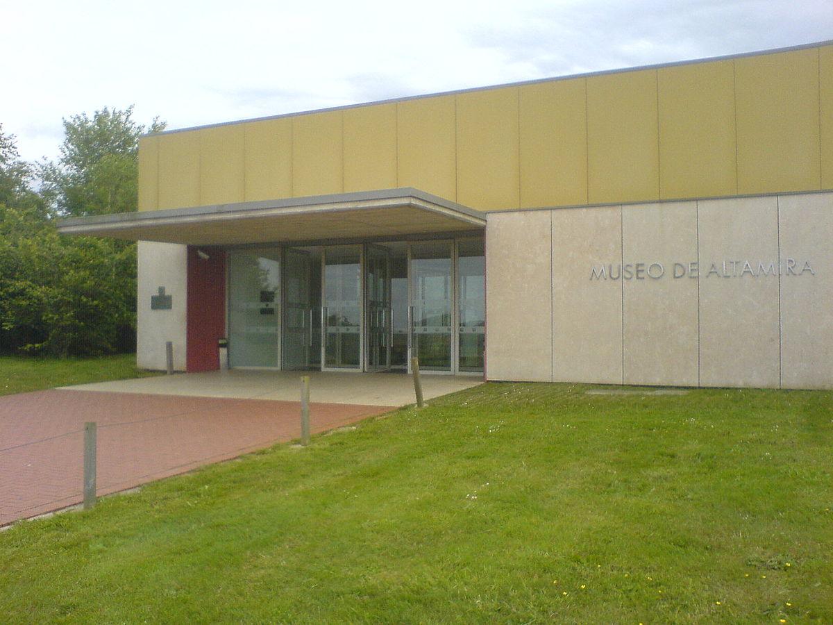 National museum and research center of altamira wikipedia - Centro nacional del vidrio ...