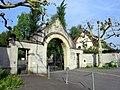 Entrance of Friedhof Manegg, Zürich.JPG