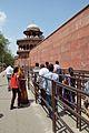 Entry through Western Gate - Taj Mahal Complex - Agra 2014-05-14 3730.JPG