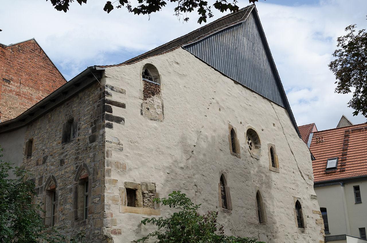 Erfurt, Waagegasse 8, Alte Synagoge-002.jpg