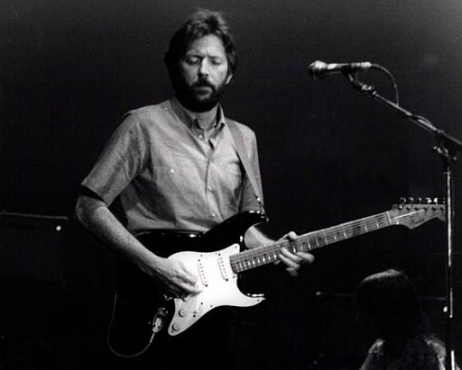 "Eric ""slowhand"" Clapton - Electric Guitar God"