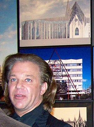 Erick van Egeraat - Erick van Egeraat in 2007