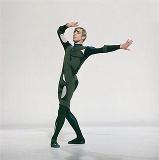 Erik Bruhn Danish ballet dancer