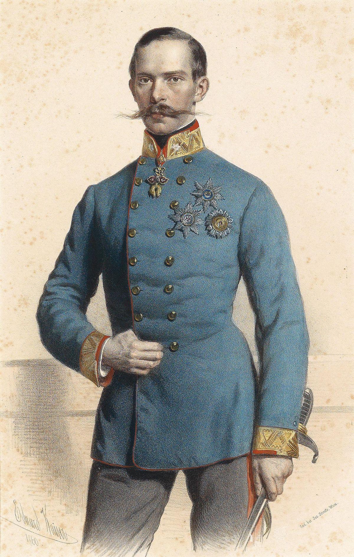 Rainer von –sterreich 1827–1913 –