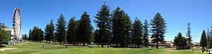 Esplanade Park, Fremantle - Image: Esplanade Park, Fremantle 3