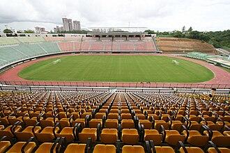 Estádio de Pituaçu - Image: Estádio Roberto Santos (Pituaçu)