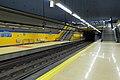 Estación de Delicias (Metro de Madrid), andenes.JPG