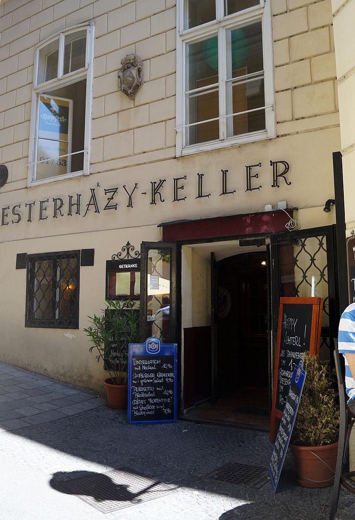 File:Esterhazy Keller Aussenansicht Wien 1010.JPG - Wikimedia Commons