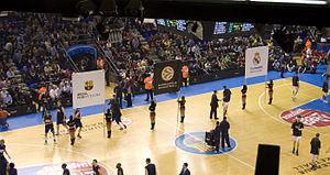 Primer partit al Palau Blaugrana