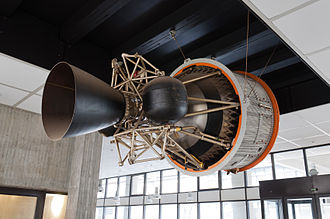 Europa (rocket) - German-built Astris third stage