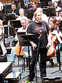Eva-Maria Westbroek, Ensaio Tristán e Isolda, Palacio da ópera, A Coruña 14.JPG