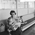 Evacuatie uit Belgisch Congo te Brussel vliegveld Zavente, Bestanddeelnr 911-3489.jpg
