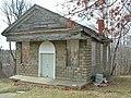 Evans City Cemetery Chapel, Evans City, PA - February 2009.jpg